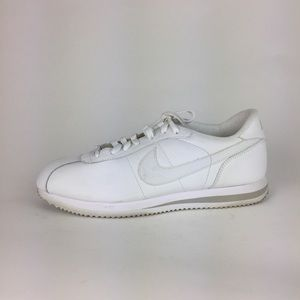 Nike | Men's Cortez 72 White Sneakers